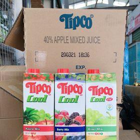 Nước ép trái cây nguyên chất 100% Thái Lan Dung tích: 1 lít 3x giá sỉ