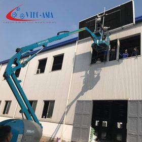 Thông gió Làm mát nhà xưởng công nghiệp tại Hà nội giá sỉ