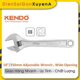 Mỏ lết 250mm 10inch độ mở rộng 35cm CS KENDO 15133 - Điện Sài Gòn Xuyên Á giá sỉ