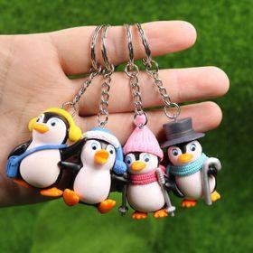 Móc khóa chim cánh cụt đáng yêu giá sỉ