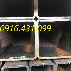 Thép hộp đen 200 x 200, 100x200, thép hộp kẽm 75x150, 50x150 giá sỉ