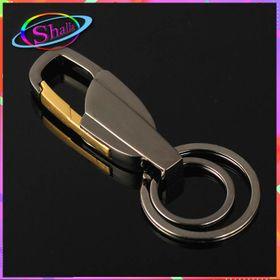 Móc khóa xe máy ô tô đẹp chất liệu inox chốt cài lưng quần thời trang Shalla 32Mb giá sỉ