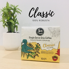 """Cà phê phin giấy – """"Single – Serve Coffee"""" - CLASSIC giá sỉ"""