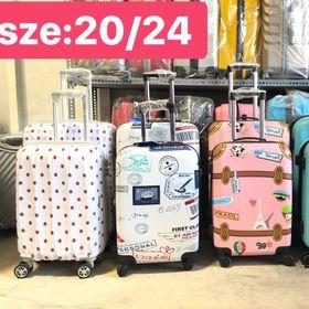 Bộ Vali nhựa PP Size 20&24 giá sỉ