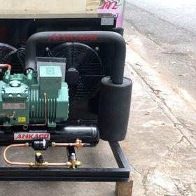 ANKACO-Chuyên cung cấp, lắp đặt cụm máy nén dàn ngưng 15hp giá sỉ
