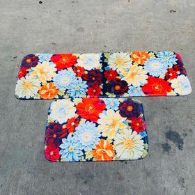 Bộ thảm nhà bếp chống trơn trượt siêu đẹp giá sỉ