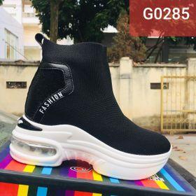 Giày boot thể thao đế độn cc nữ 3 giá sỉ