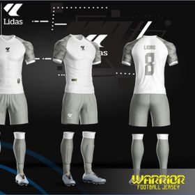 áo bóng đá warrior giá sỉ
