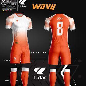 áo bóng đá wavy giá sỉ
