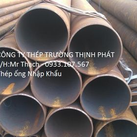 Thép ống đúc phi 27 cây 6m,ống thép đúc phủ sơn phi 27,ống đúc mạ kẽm phi 27 giá sỉ