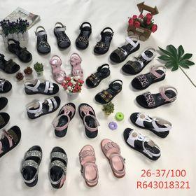 Lô sandal bé gái 100 đôi giá sỉ