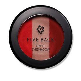 [Hàn Quốc] Phấn mắt phối 3 màu Five Back Triple Eyeshadow #03 Rose Aurora – Hồng rạng đông (3g) giá sỉ