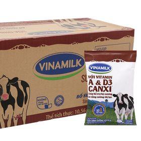 Sữa tươi bịch Sôcôla Vinamilk 220 ml giá sỉ