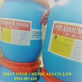 KI – Potassium Iodide giá sỉ