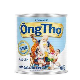 Sữa đặc Ông Thọ chữ xanh Vinamilk lon 380g x 48 lon giá sỉ