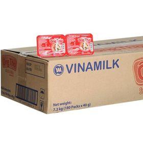 Sữa đặc Ông thọ vĩ Vinamilk hộp 40g x 180 hộp giá sỉ