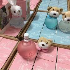 Nước hoa gấu thỏ beibei 50ml giá sỉ