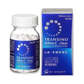 Viên uống Transino White C Clear 120 viên giá sỉ