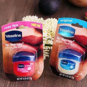 Son dưỡng trị thâm môi vaseline rosy lips giá sỉ