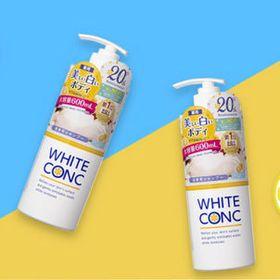 SỮA TẮM WHITE CONC BODY SHAMPOO CII 600ML giá sỉ