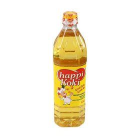 Dầu ăn Happy Koki chai 1 lít giá sỉ