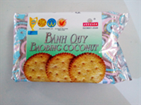 Bánh Quy Baobing coconut tròn gói 170 g giá sỉ