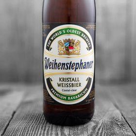 Bia Kristall Weissbier Weihenstephan (500ml) giá sỉ