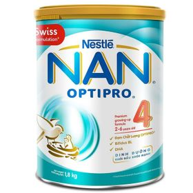 Sữa Bột Nestle NAN Optipro 4 1.8kg (Date 09/2021) giá sỉ