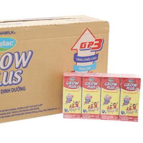 Sữa bột pha sẵn Dielac Growplus Vinamilk 180ml giá sỉ