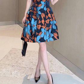 Đầm gấm hàng quảng châu cao cấp giá sỉ