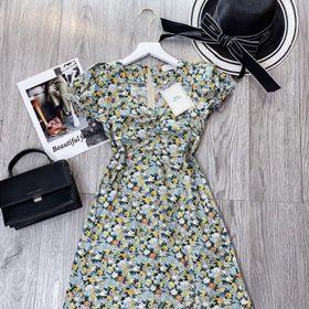 váy hoa trend giá sỉ