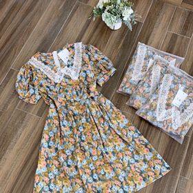 váy hoa 05 giá sỉ
