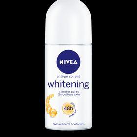 Lăn nử nivea trắng da