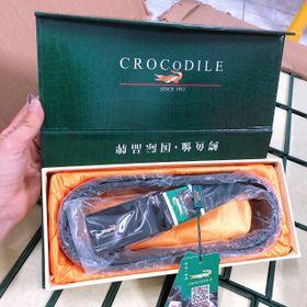 Dây nịt cá sấu giá sỉ