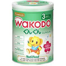Sữa bột Wakodo số 3 giá sỉ