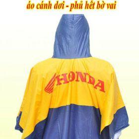 Áo mưa Honda giá sỉ