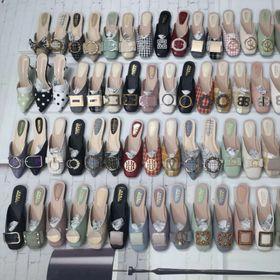 Giày sục nữ búp bê giá sỉ