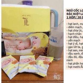 ngũ cốc lợi sữa Lạc Lạc