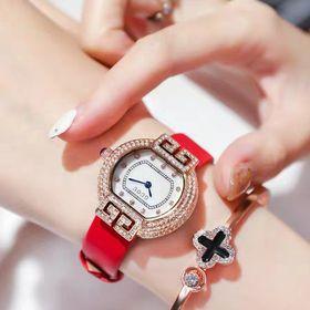 Đồng hồ nữ GUOU 6038 giá sỉ