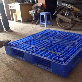 Chuyên cung cấp pallet nhựa kê hàng 1 đến 3 tấn giá sỉ