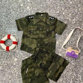 Đồ lính cho bé cao cấp