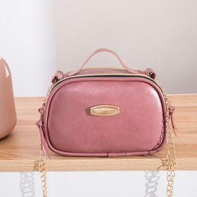 Túi da bóng màu hồng giá sỉ
