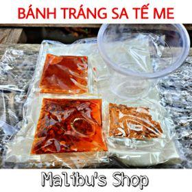 Bánh tráng me sa tế muối tôm Tây Ninh giá sỉ