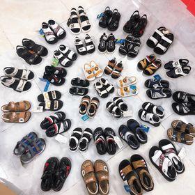 Lô 52 sandal trẻ em giá sỉ