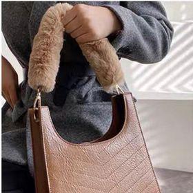 Túi quai lông giá sỉ