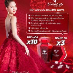 DIAMOND_WHITE Trắng da mẫu 2020 mua 3 tăng 2 sửa ông chúa giá sỉ