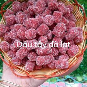 Kẹo dẻo dâu tây Đà Lạt 1kg giá sỉ