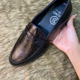 Giày Da Bò công sở, da thật d01 giá sỉ