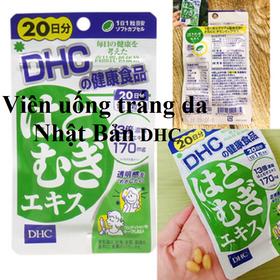 VIÊN UỐNG TRẮNG DA DHC COIX ALDAY Nhật bản giá sỉ, giá bán buôn giá sỉ