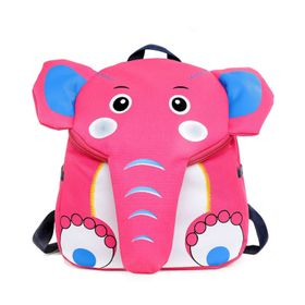 Balo hình chú voi nhiều màu thời trang cho bé trai bé gái siêu bền Shalla giá sỉ